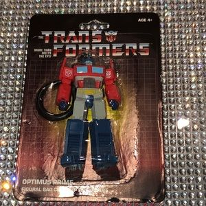 Transformers Bag Clip - Optimus Prime Brand New!